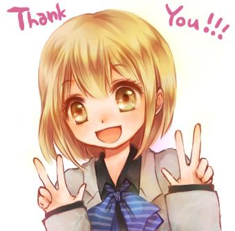 拍手ありがとうございました!